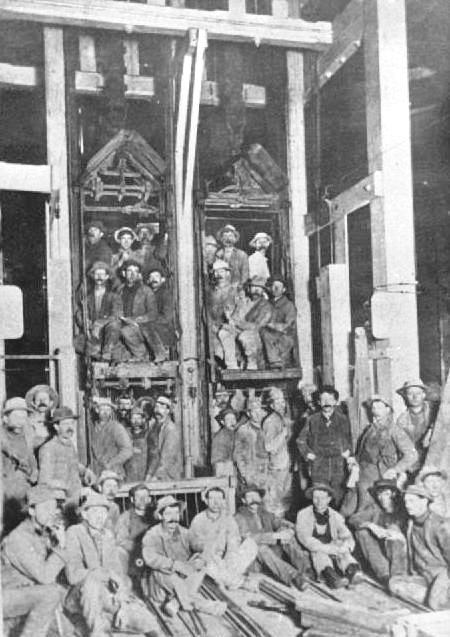 miners-in-cage